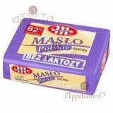 Масло вершкове без лактози 82% 200г Mlekovita Польша